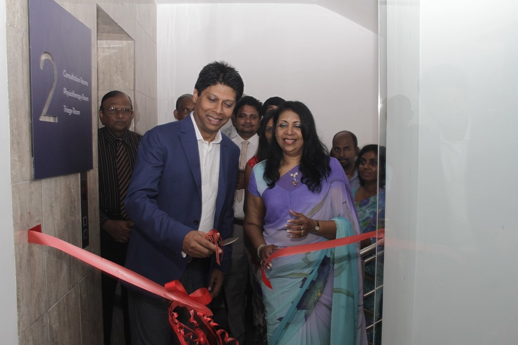 Soft Opening of Extension at MEDICHEKS - 2013